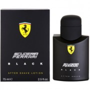 Ferrari Scuderia Ferrari Black bálsamo after shave para hombre 75 ml