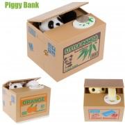 E-Thinker Piggy Bank Dinero De La Moneda Hucha Caja De Dinero Panda