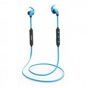 Auricular Bluetooth Sem Fio Coolbox Sport Com Micro Azul