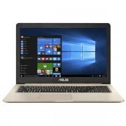 """NB Asus VivoBook N580VD-FY208, zlatna, Intel Core i5 7300HQ 2.5GHz, 256GB SSD, 8GB, 15.6"""" 1920x1080, nVidia Geforce GTX 1050 4GB, 24mj, (90NB0FL1-M08780)"""