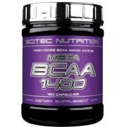 Scitec Nutrition Mega BCAA 1400 - 180 Kapseln