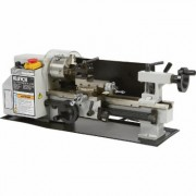 Klutch Mini Metal Lathe - 7 Inch x 12 Inch