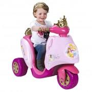 Feber Elmoped för barn med princess motiv 6 V