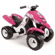 ATV electric Smoby Have Fun X Power - Roz
