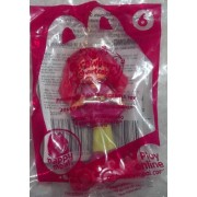 2011 McDonald's Strawberry Shortcake Doll #6 Raspberry Torte