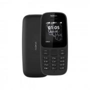 Nokia 105 DS 2017 - Crna