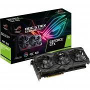Tarjeta de Video ASUS Nvidia GTX 1660 TI 6GB GDDR6 OC ROG-STRIX-GTX1660TI-O6G-GAMING