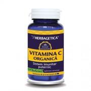 Vitamina C organica, 60cps, Herbagetica