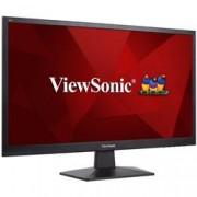 """VIEWSONIC MON 24"""" TN FHD VGA HDMI BLACK"""