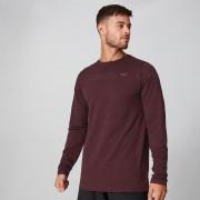 Myprotein Aero Knit Long-Sleeve T-Shirt - Mörkröd - S