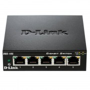 D-Link DGS-105 Switch 5 Portas 10/100/1000Mbps