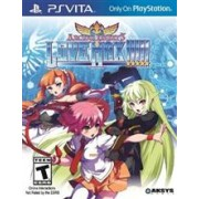 Arcana Heart 3 Love Max PS Vita