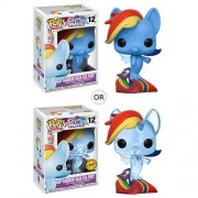 Pop! Vinyl Figura Pop! Vinyl Pony Rainbow Dash Mar - My Little Pony
