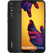 Huawei P20 Lite - 64GB - Dual Sim - Zwart