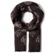 Шал GUESS - Not Coordinated Scarves AW8491 WOL03 BRO