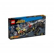 BATMAN: GOLPE EN LAS ALCANTARILLAS DE KILLER CROC LEGO 76055