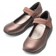 ビューフォート フレアソールレザーストラップシューズ【QVC】40代・50代レディースファッション