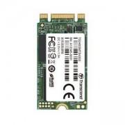 Диск Transcend 240GB M.2 2242 (42 X 22mm), SSD SATA3, 3D NAND Flash, TLC, скорост 560MBs, 500MBs, TS240GMTS420S