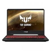 Asus Gaming laptop Asus FX505GD-BQ137T 15,6'''' i7-8750H 16 GB RAM 256 GB SSD + 1 TB Svart