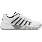 K-SWISS Bigshot Indoor indoor tennisschoenen - Wit - Size: 44.5
