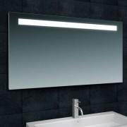 Douche Concurrent Badkamerspiegel Tigris 140x80cm Geintegreerde LED Verlichting Lichtschakelaar