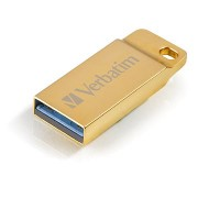 Verbatim Store 'n' Go Metal Executive 16GB, arany