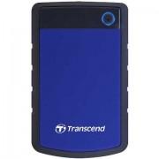 """HDD ext Transcend 1TB plava, StoreJet 25D3, TS1TSJ25H3B, 2.5"""", USB3.0, 24mj"""