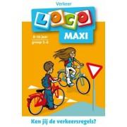 Loco Maxi Loco - Ken jij de verkeersregels? (10-12 jaar)