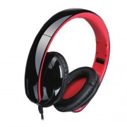 HEADPHONES, Microlab K310, Microphone, Red (mcrlbk310)