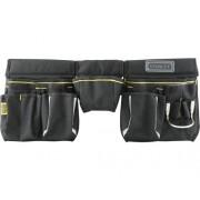Centura de pantaloni cu suport scule si unelte Stanley din material textil