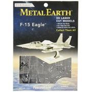 Fascinations Metal Earth 3D Laser Cut Model - F-15 Eagle Fighter Jet