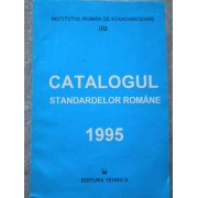 Catalogul Standardelor Romane 1995 - Necunoscut