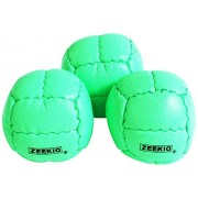 Zeekio Galaxy Juggling Ball Gift Set 3 Galaxy Juggling Balls Neon Green