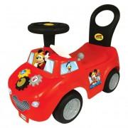 Masinuta Disney - Mickey Ride On fara pedale cu Activitati