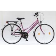 """Schwinn Csepel Landrider '14 női agyváltós városi kerékpár 17"""" Pink"""