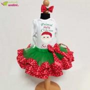 Set Rochiță Tutu - Ready for Christmas