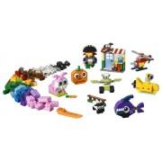CARAMIZI SI OCHI - LEGO (11003)