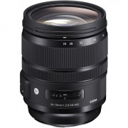 Sigma 24-70mm Obiectiv Foto DSLR F2.8 DG HSM OS Montura Nikon FX