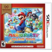 Nintendo Selects Mario Party Island Tour 3ds