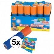 Summertime 5x Foam supersoaker 15 cm