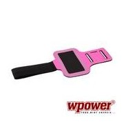 Apple iPhone 4/4S sport kartok, hot-pink