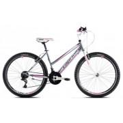 """Capriolo Passion L bicikl 26""""/18 sivo-pink 19"""" Ht ( 916382-19 )"""