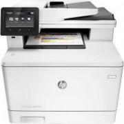 Лазерно многофункционално устройство HP Color LaserJet MFP M477fdw Printer - CF379A