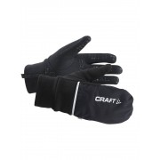 Craft Hybrid Weather glove svart - : XX-Large (12)