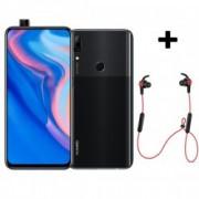 P Smart Z 64GB Black 4G Smartphone + Bluetooth слушалки Sport Red