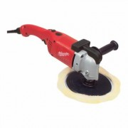 Milwaukee Polisher - 11 Amp, 1,750 RPM, 9 Inch Pad Size, Model 5460-6