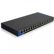 Linksys LGS116P Unmanaged Switch PoE