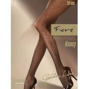 Ciorapi cu model Fiore NANCY