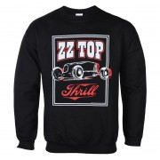 sweat-shirt sans capuche pour hommes ZZ-Top - Thrill - LOW FREQUENCY - ZTSW08041