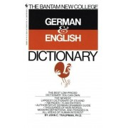 The Bantam New College German & English Dictionary, Paperback